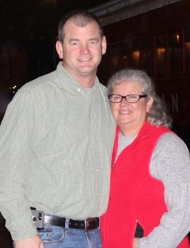 Chris and Rhonda Dodson